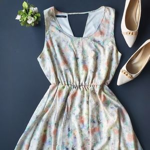 Maurices Floral Flowy Dress